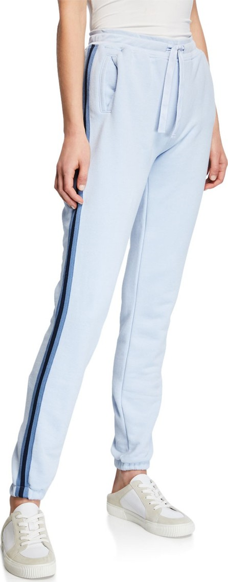 ATM Anthony Thomas Melillo Side-Stripe French Terry Pull-On Sweatpants