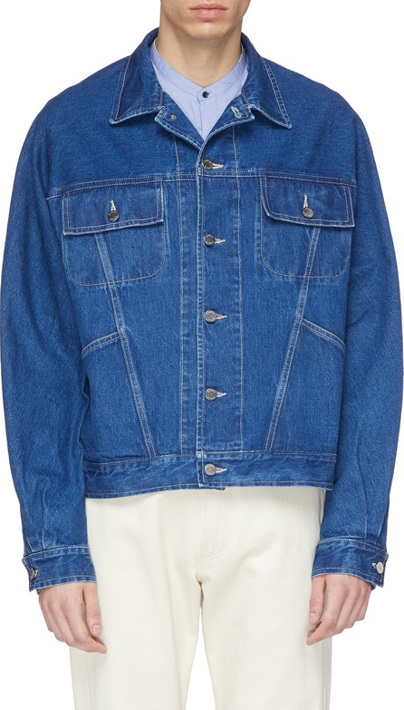 E. Tautz Mix pocket denim jacket