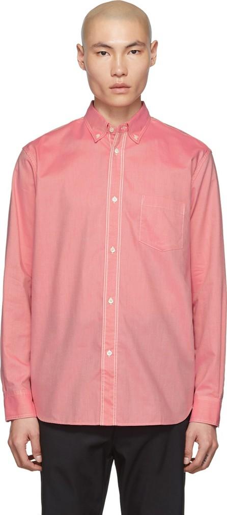 Comme des Garçons Homme Pink Oxford Shirt
