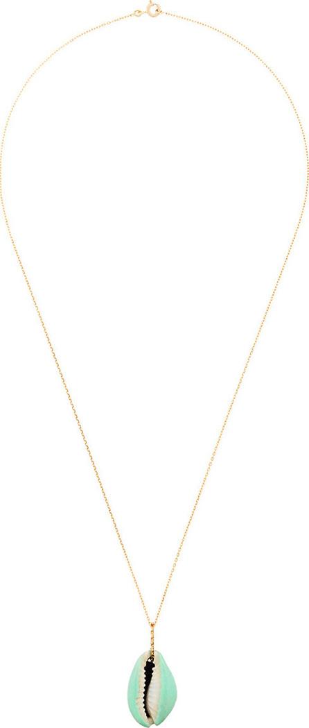 Aurelie Bidermann 18kt yellow gold Merco necklace