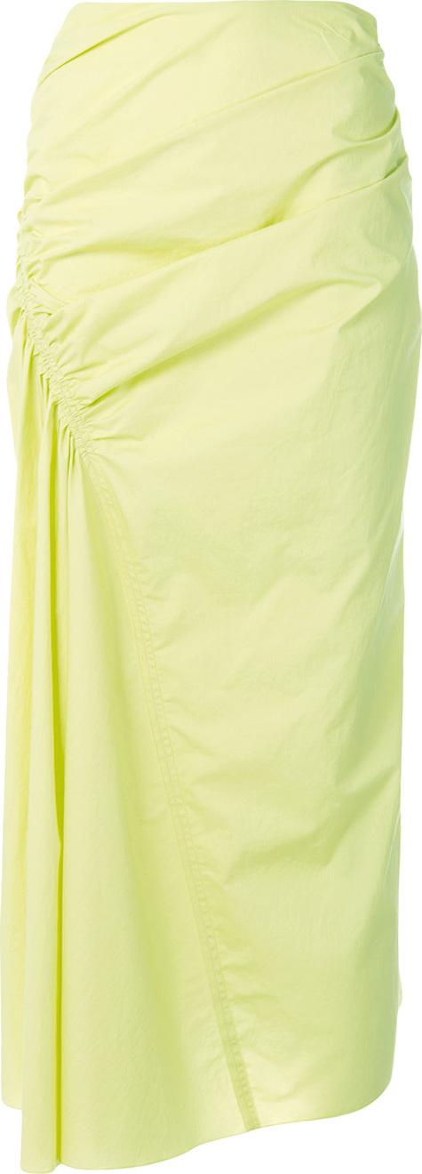 Pringle of Scotland - Gathered pleat skirt