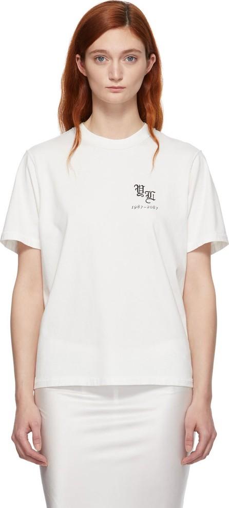 Yang Li Off-White Logo T-Shirt