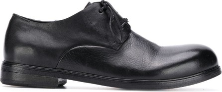 Marsell Textured lace-up Derby shoes