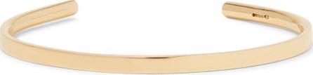 Alice Made This P4 Bancroft 18-Karat Gold Cuff
