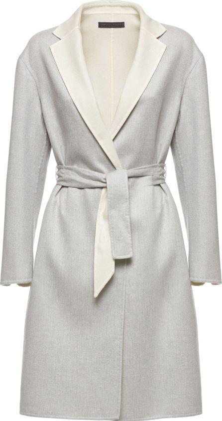 Fabiana Filippi Cashmere Trench Coat