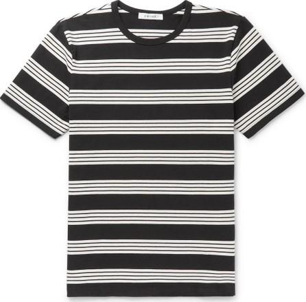 FRAME DENIM Slim-Fit Striped Cotton-Jersey T-Shirt