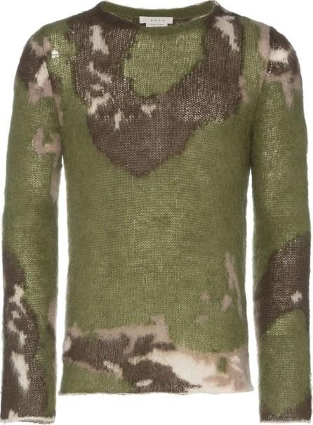 Alyx Briar Camouflage Mohair Jumper