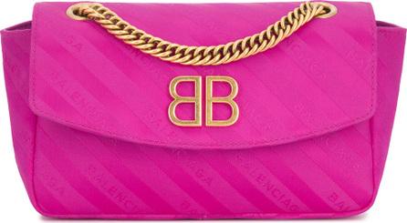 Balenciaga Small BB Round crossbody bag