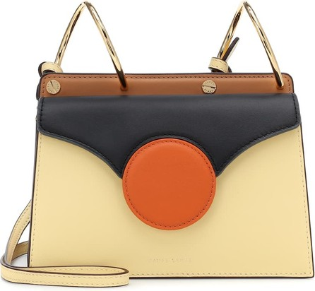 Danse Lente Phoebe Mini leather shoulder bag