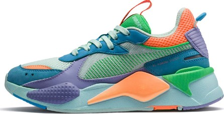 PUMA RS-X Colorblock Sneakers, Blue