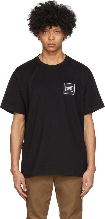 Burberry London England Black Karlford Logo T-Shirt