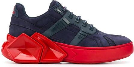 Hide&Jack Silverstone low top sneakers