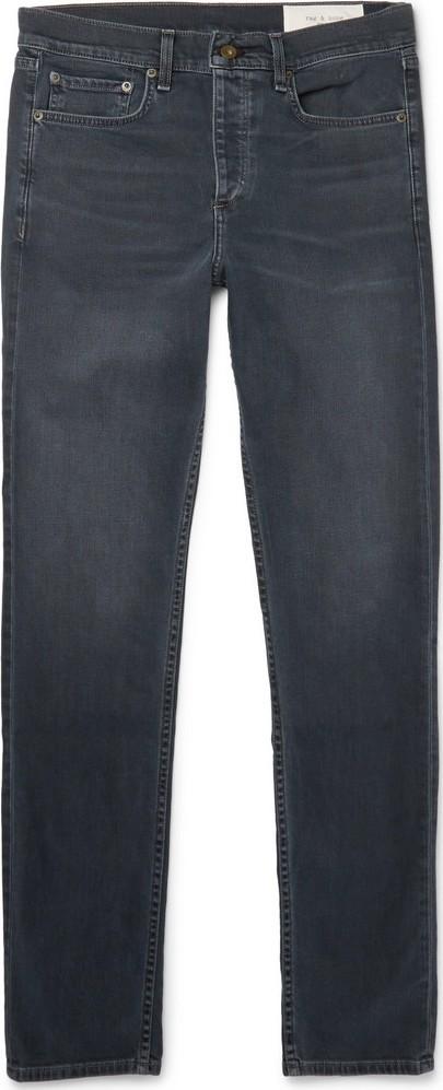Rag & Bone Fit 2 Slim-Fit Stretch-Denim Jeans