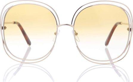 Chloe Oversized sunglasses