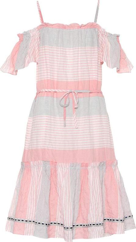 LemLem Striped cotton-blend dress