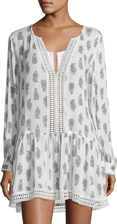 ATHENA Cabana Willow Coverup Tunic
