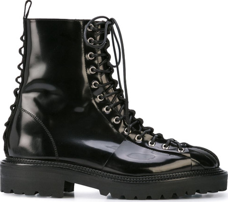 Yang Li Lace-up boots