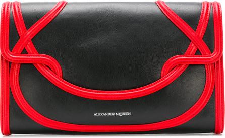 Alexander McQueen Wicca clutch