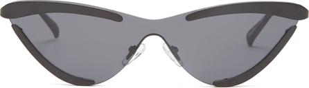 Le Specs The Scandal cat-eye sunglasses