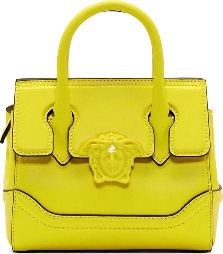 Versace Yellow Mini Empire Bag