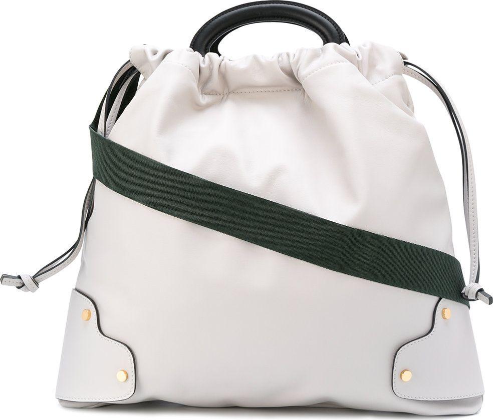 Marni - ring handle crossbody bag