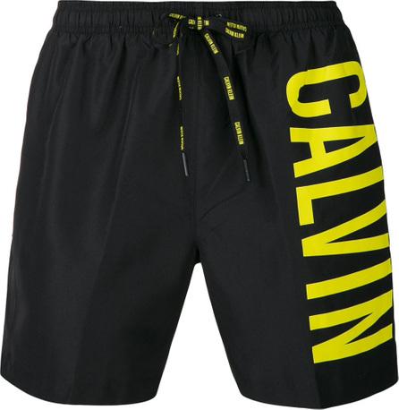 Calvin Klein Jeans Logo swim shorts