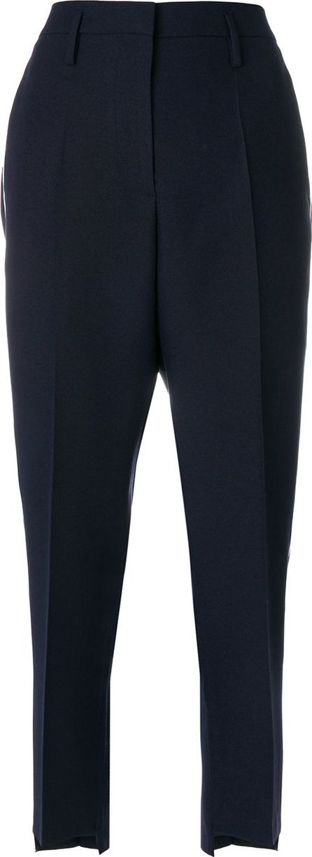 Golden Goose Deluxe Brand cropped straight-leg trousers