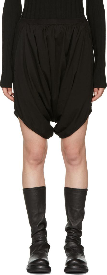 Rick Owens DRKSHDW Black Mowgli Shorts
