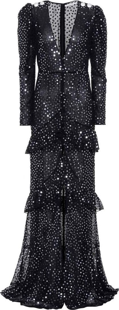 Alessandra Rich Embellished gown