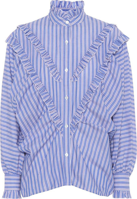 Alexachung Striped cotton shirt