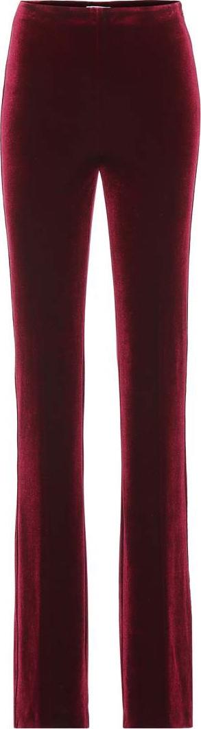Miu Miu Velour pants