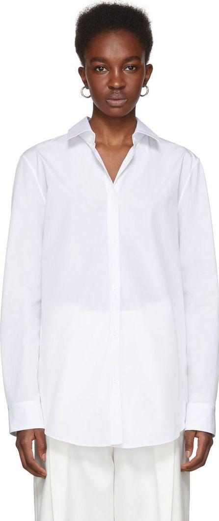 Jil Sander White E-Clotilde Shirt