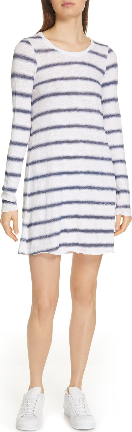 ATM Anthony Thomas Melillo Watermark Stripe Dress