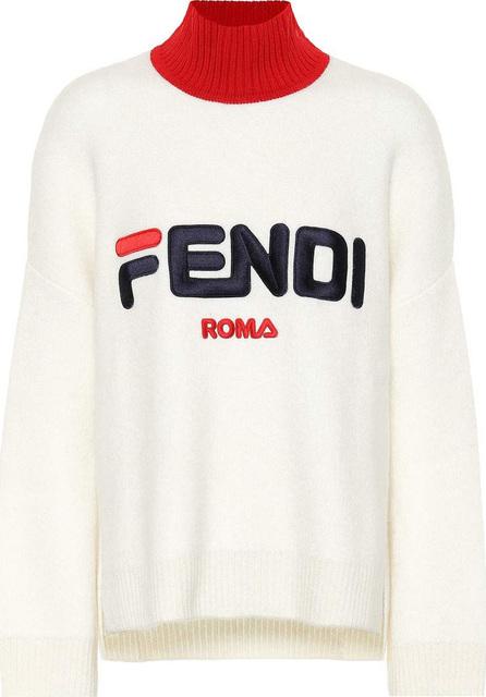 Fendi Wool and cashmere sweater