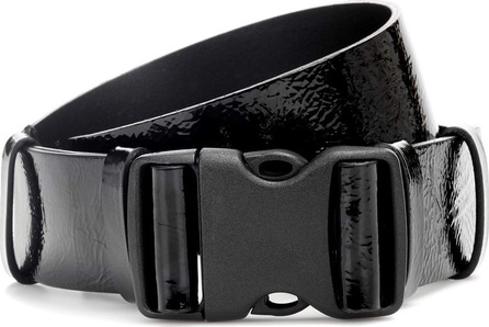 Isabel Marant Patent leather buckle belt