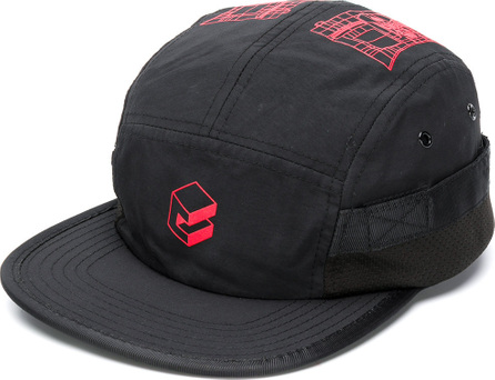 C2H4 Embroidered baseball cap