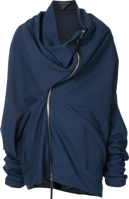 Gustavo Lins Oversized asymmetric jacket