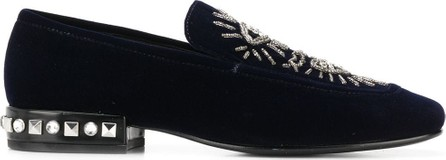 ASH Eyes square-toe loafers
