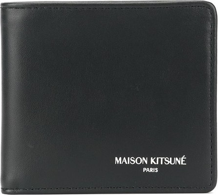 Maison Kitsune Colourblock Fox Wallet