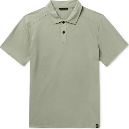 Belstaff Stretch-Cotton Piqué Polo Shirt
