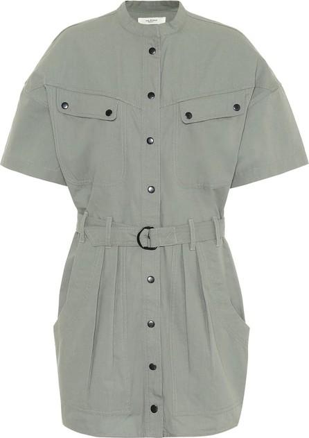 Isabel Marant Etoile Zolina cotton minidress