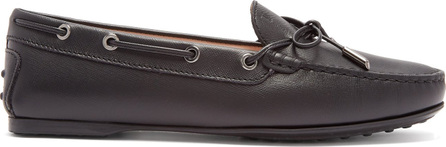 Tod's Gommino saffiano-leather driving loafers