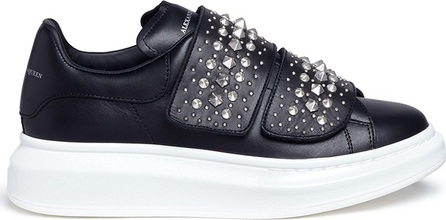 Alexander McQueen 'Larry' chunky outsole stud leather sneakers