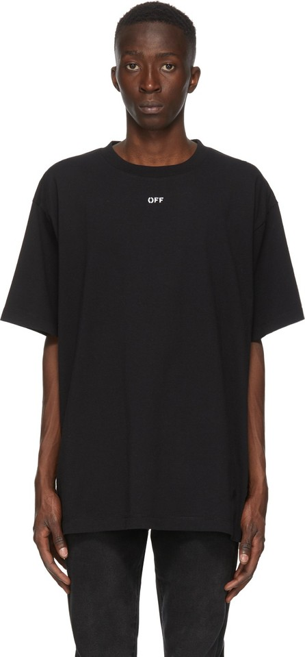 Off White Black Stencil Arrows T-Shirt