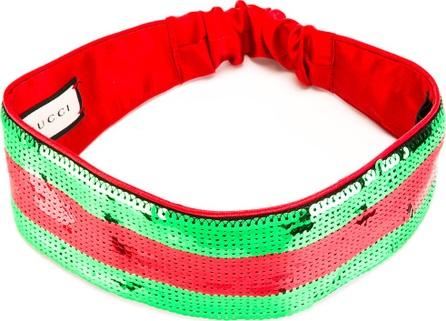 Gucci sequin Web headband