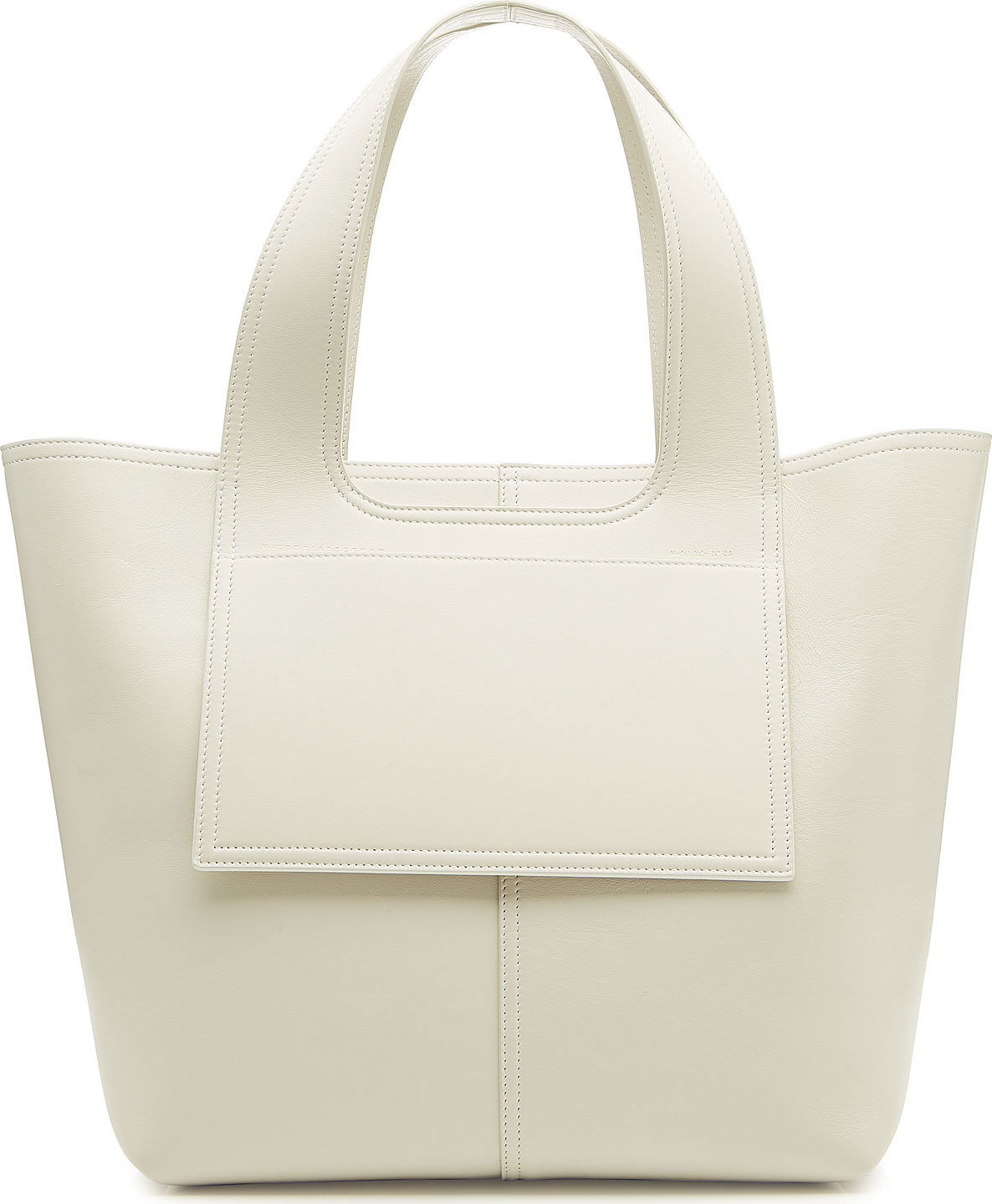 Victoria Beckham - Apron Leather Tote