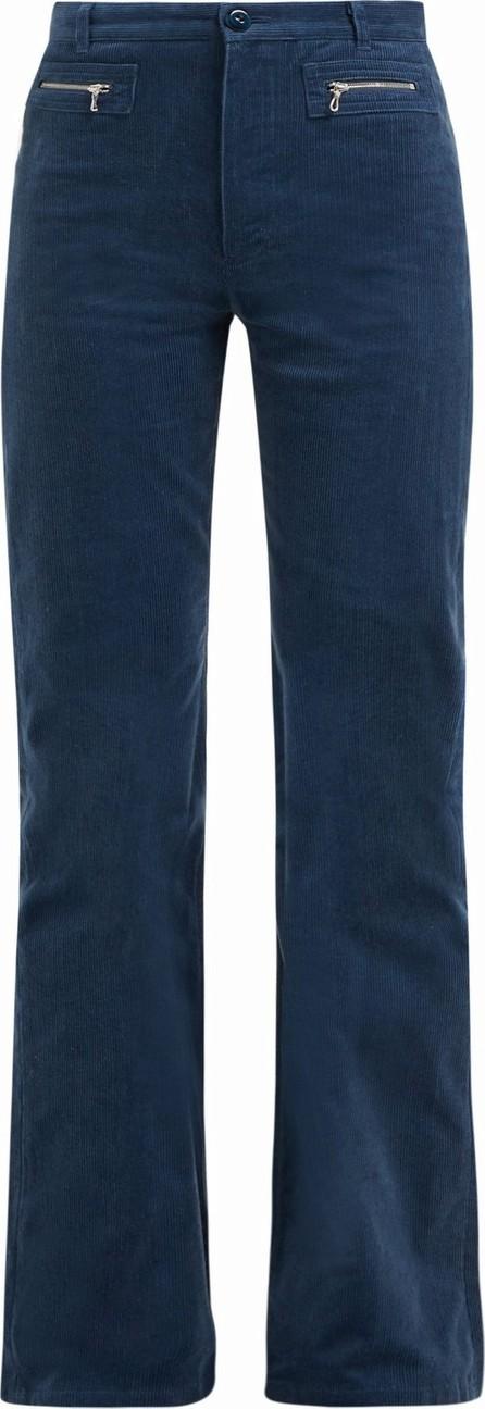A.P.C. Newport corduroy straight-leg jeans