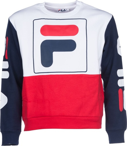 Fila Fila Printed Logo Sweatshirt