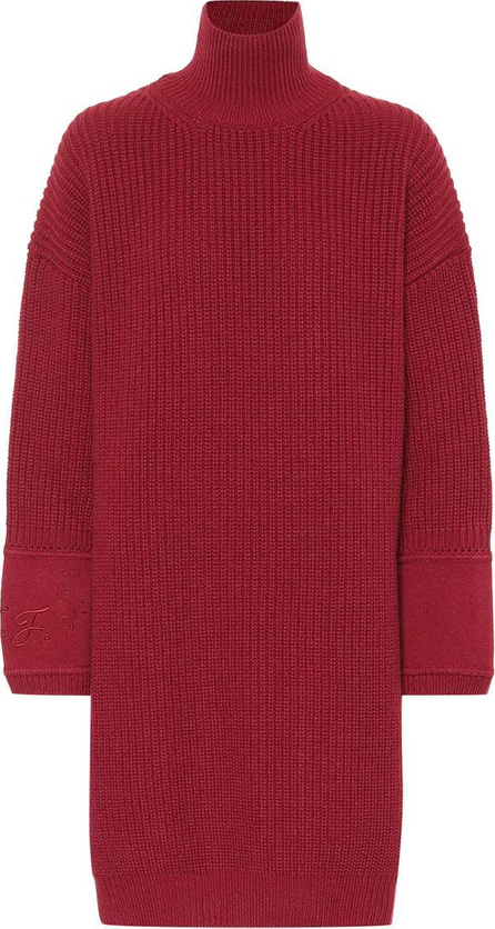 Fendi Cashmere sweater-dress