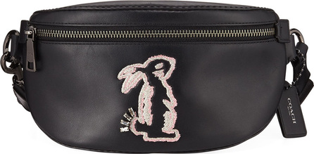 COACH x Selena Gomez Bunny Belt Bag